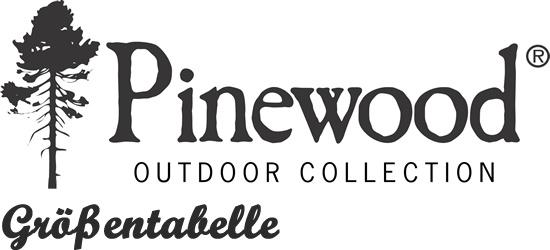 Pinewood Größentabelle