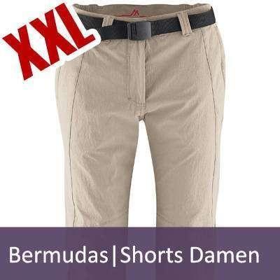 XXL Damen Short in Großen Größen