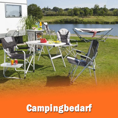 Campingbedarf