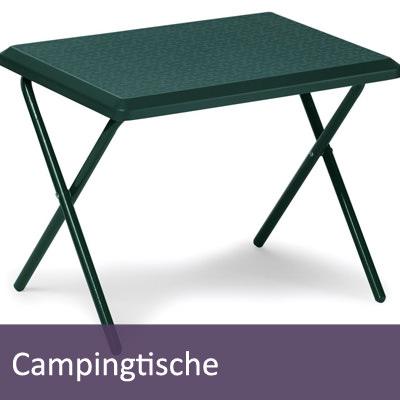 Campingtische