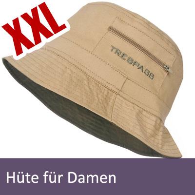 Outdoor Hüte für Safari und Trekking
