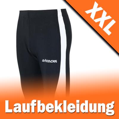 XXL Laufbekleidung in Übergrößen für Damen und Herren