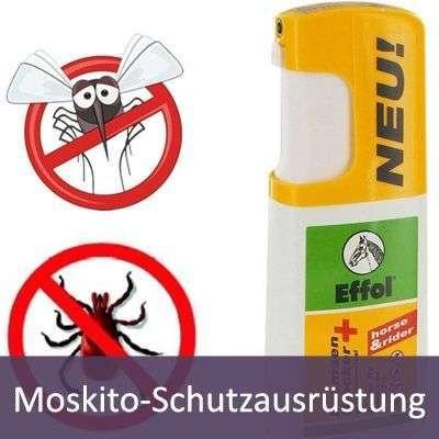 Moskito-Schutz Ausrüstung