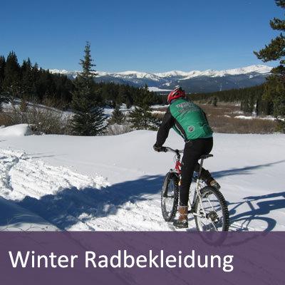 Fahrradkleidung für den Winter