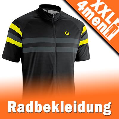 XXL Herren Radbekleidung | Gr. XXL - 8XL
