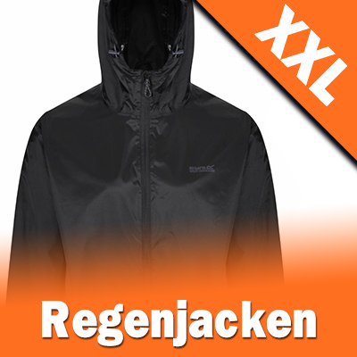 Regenjacke xxl