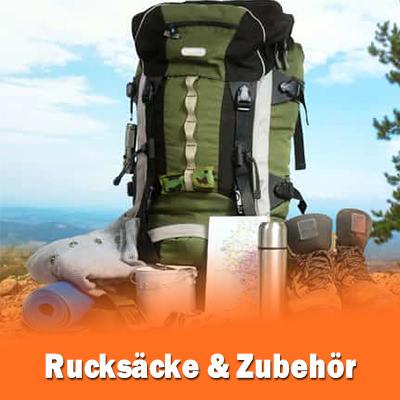 Rucksäcke für Outdoor & Trekking