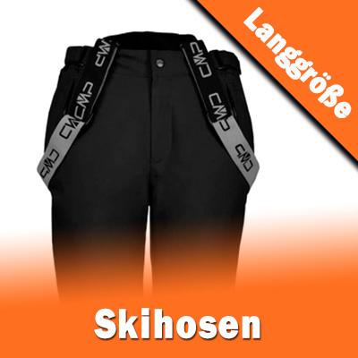 Skihosen in Langgrößen | Damen und Herren