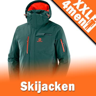 XXL Herren Skijacken | Gr. XXXL - 8XL