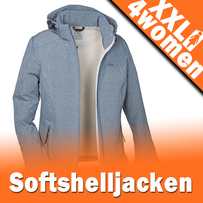 Softshell Damen
