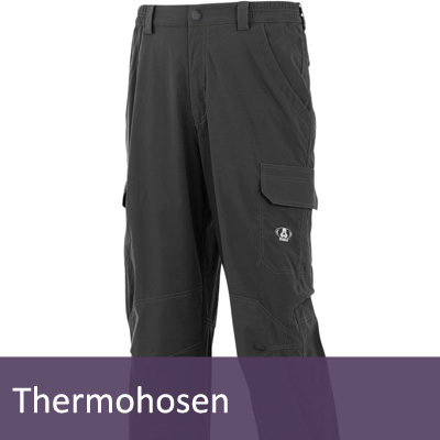XXL Thermohosen für den Winter
