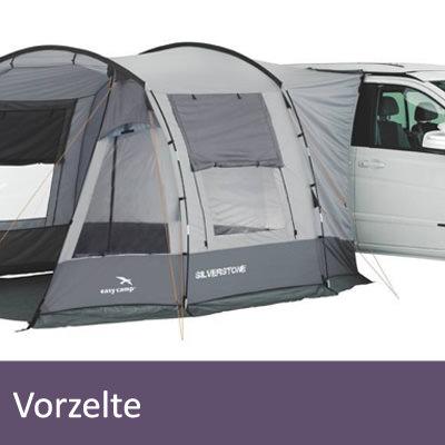 Vorzelte für Camping Busse und Wohnmobile