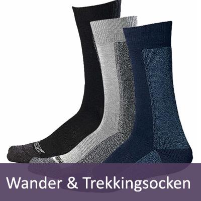Wander & Trekkingsocken