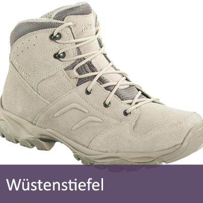 Wüstenstiefel und Schuhe für Damen und Herren