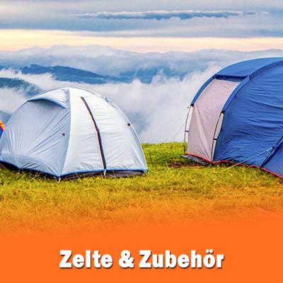 Zelte für Camping & Trekking