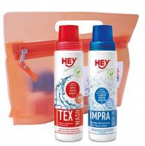 Hey Tex Doppelpack Tex & Impra Wash
