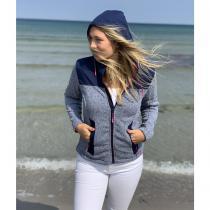 Blue-Wave Donna Leichte Damen Steppweste