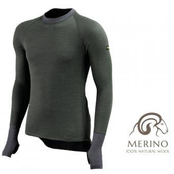Thermo Function Merinowolle Thermoshirt Preisvergleich