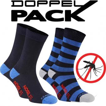 Craghoppers Travelsocken NosiLife DOPPELPACK