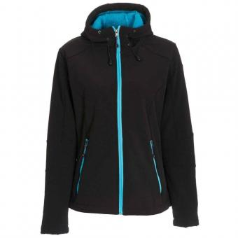 Killtec Hinalya Softshell Jacke Damen PLUS SIZE