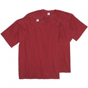 Adamo Marlon - T-Shirts Übergröße DOPPELPACK