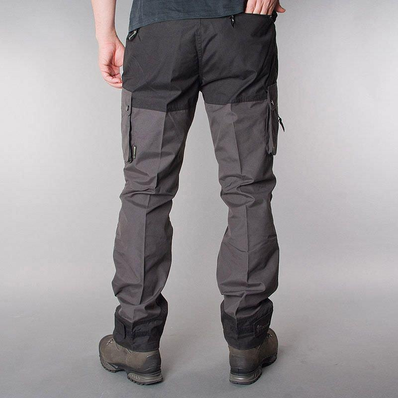 Pinewood Outdoor Hose Lappland anthracite/black   66
