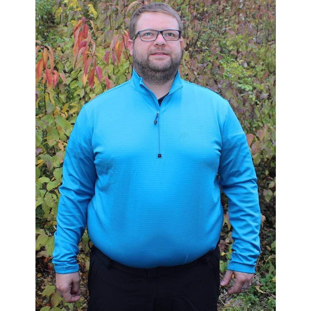Maier Sports Felix - Skirolli Herren Übergrößen blau | 60