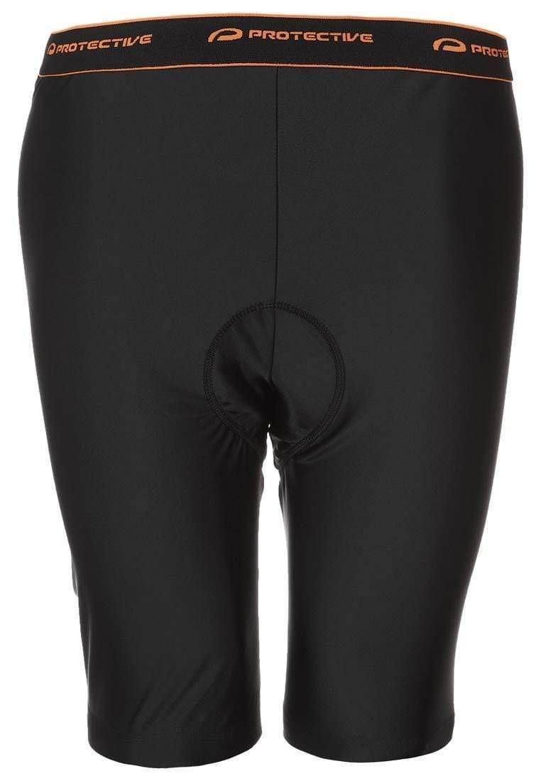 Protective Scorpius - Fahrrad Unterhose Männer Übergrößen schwarz   3XL