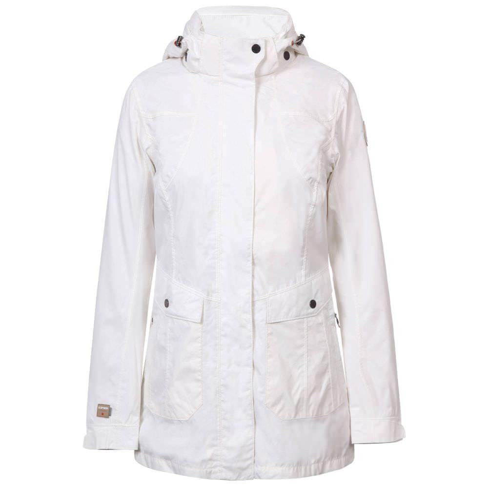 Icepeak Kati - Outdoor-Parka für Damen bis Größe 54 natural white | 50