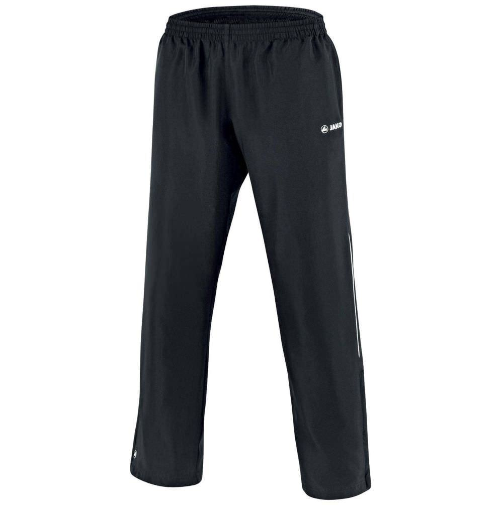 Jako Attack - elastische Jogginghose Übergrößen schwarz | 4XL