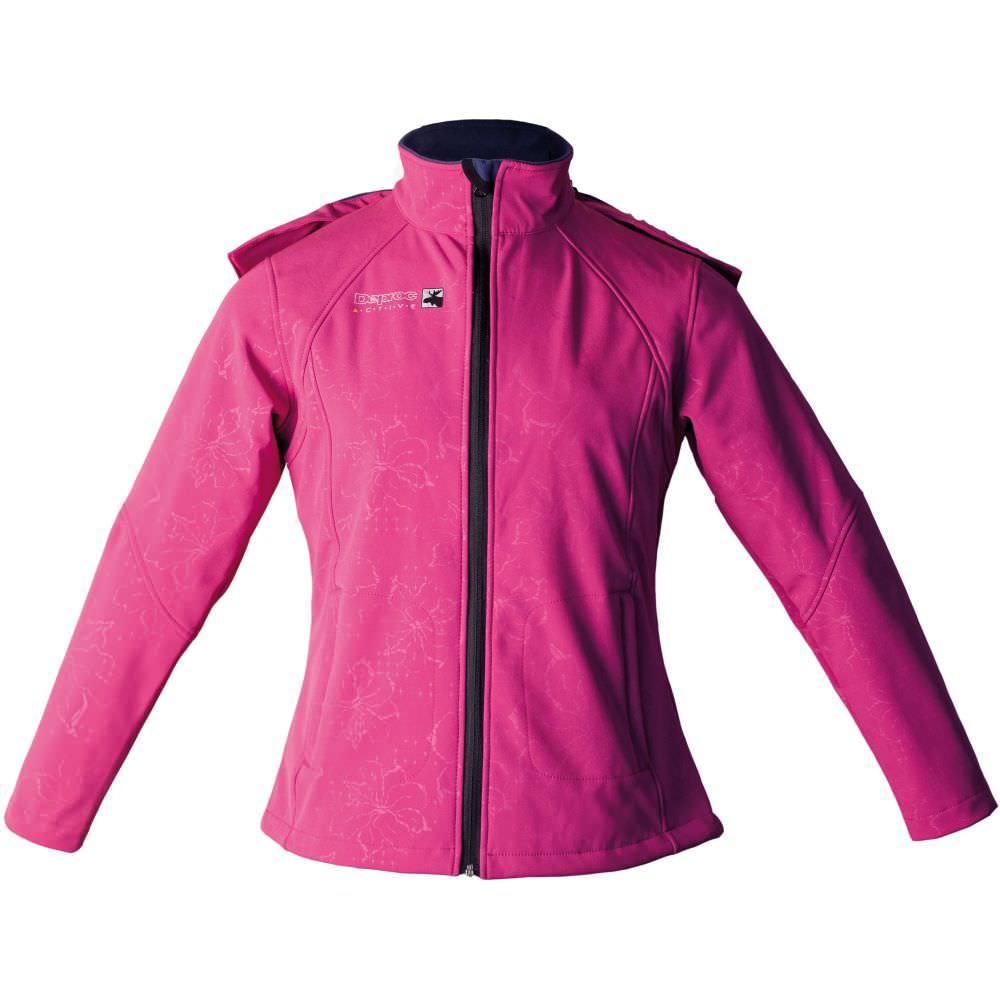 Deproc Islay - Damen Softshell Übergröße purple   50