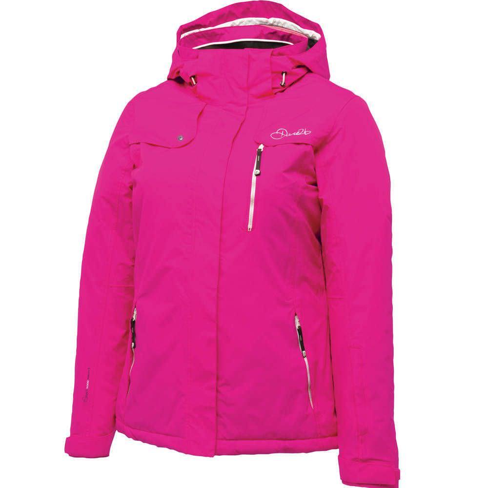 Dare2b Zestful Skijacke Frauen in Übergrößen pink | 56