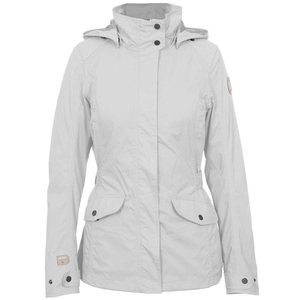 Icepeak Kosma Funktionsjacke Damen natural white | 48