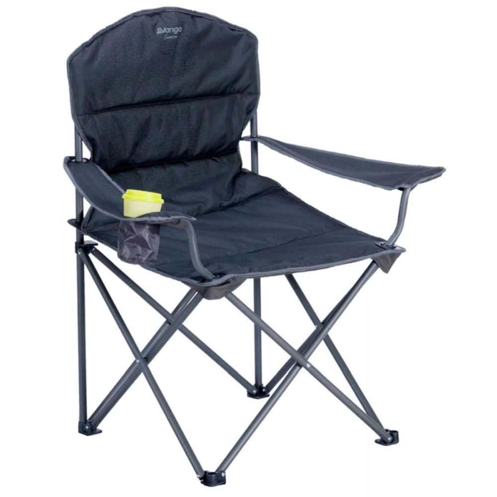 vango samson 2 xxl camping stuhl anthrazit standard. Black Bedroom Furniture Sets. Home Design Ideas