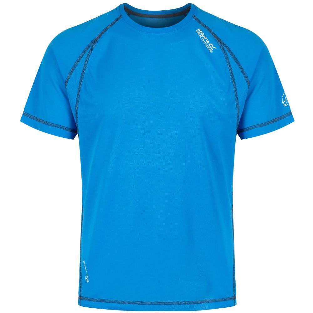 Regatta Volito Funktionsshirt bis 5XL Blau | 3XL