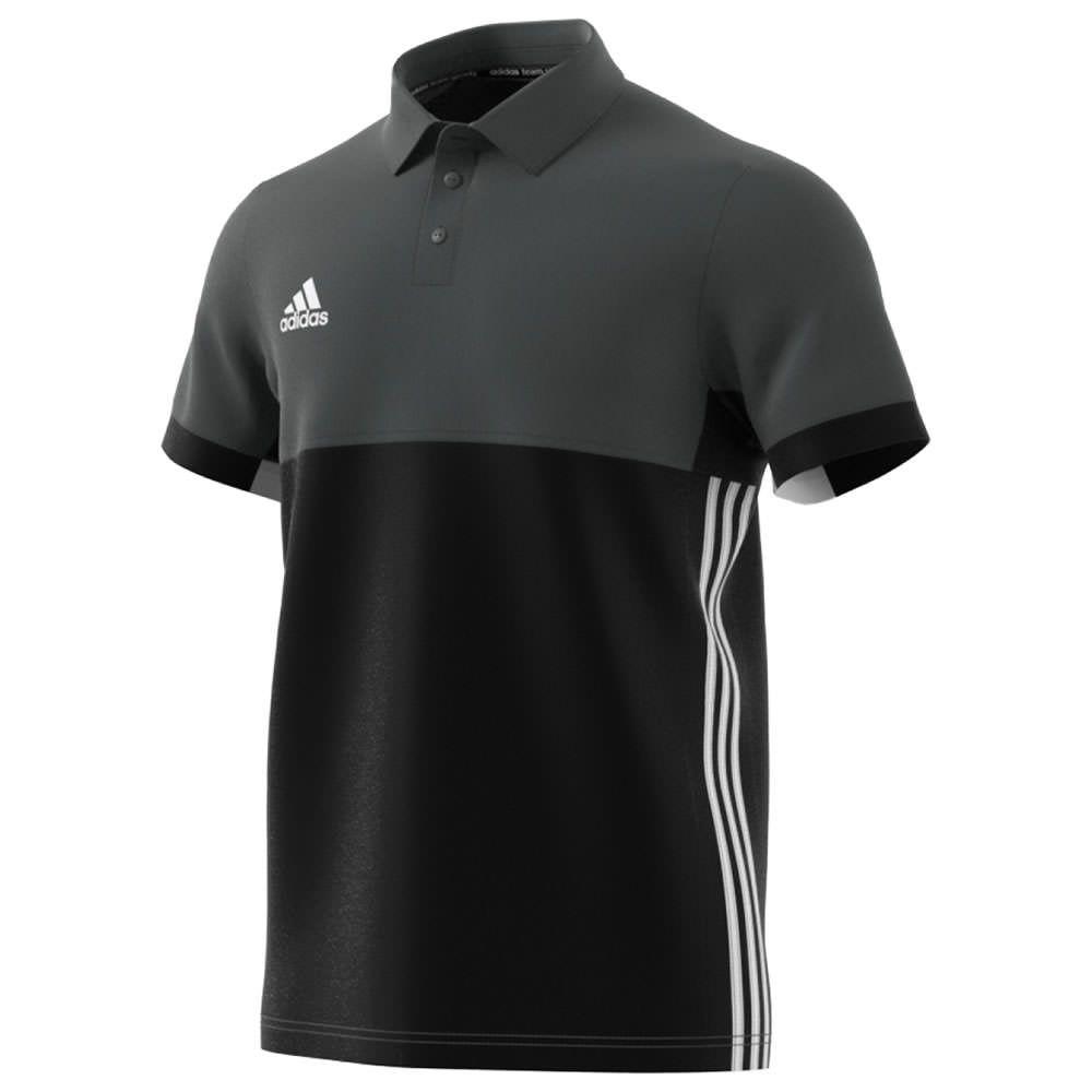 adidas Funktions-Polo-Shirt Übergrößen graphite   3XL