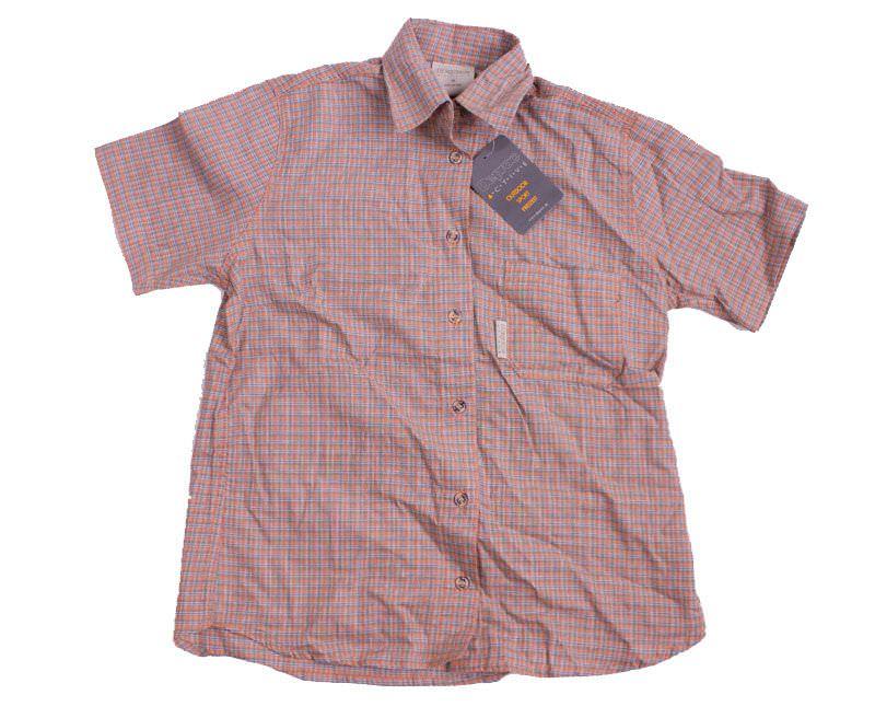 Deproc Damen-Hemd Outdoor-Hemd Funktionsshirt RESTPOSTEN