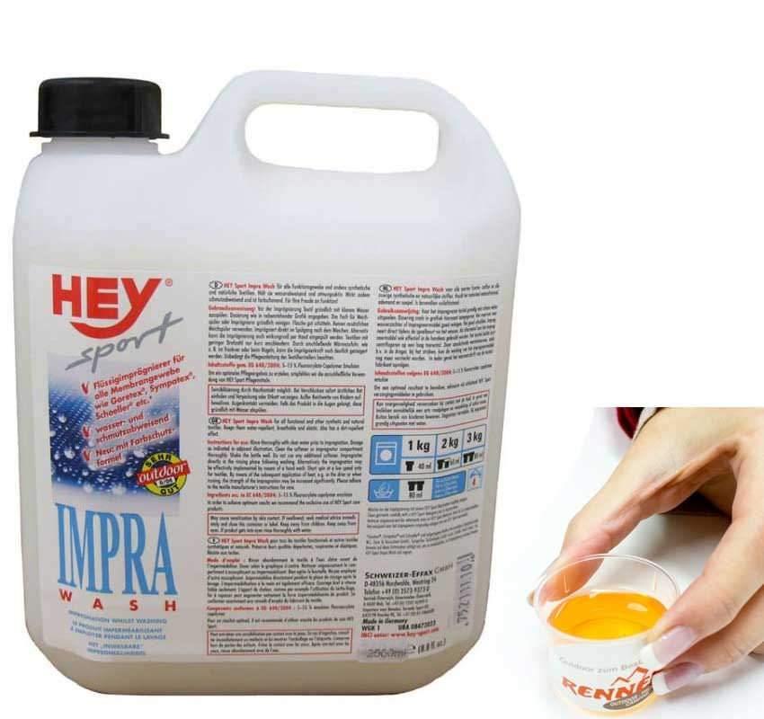 Hey Sport Impra-Wash Kanister 2,5 Liter
