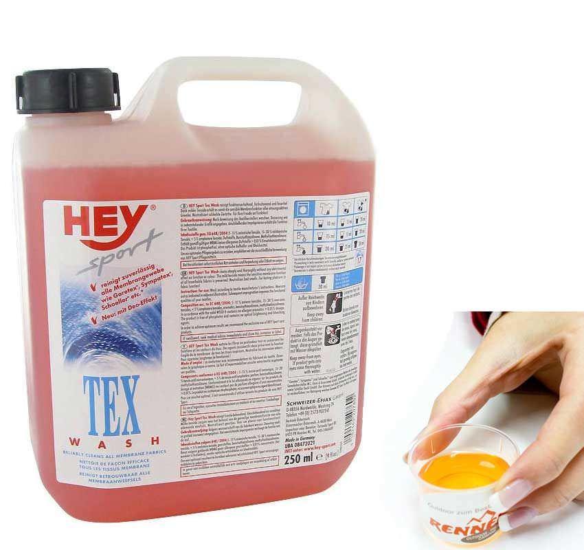 Hey Sport Tex-Wash Kanister 2,5 Liter