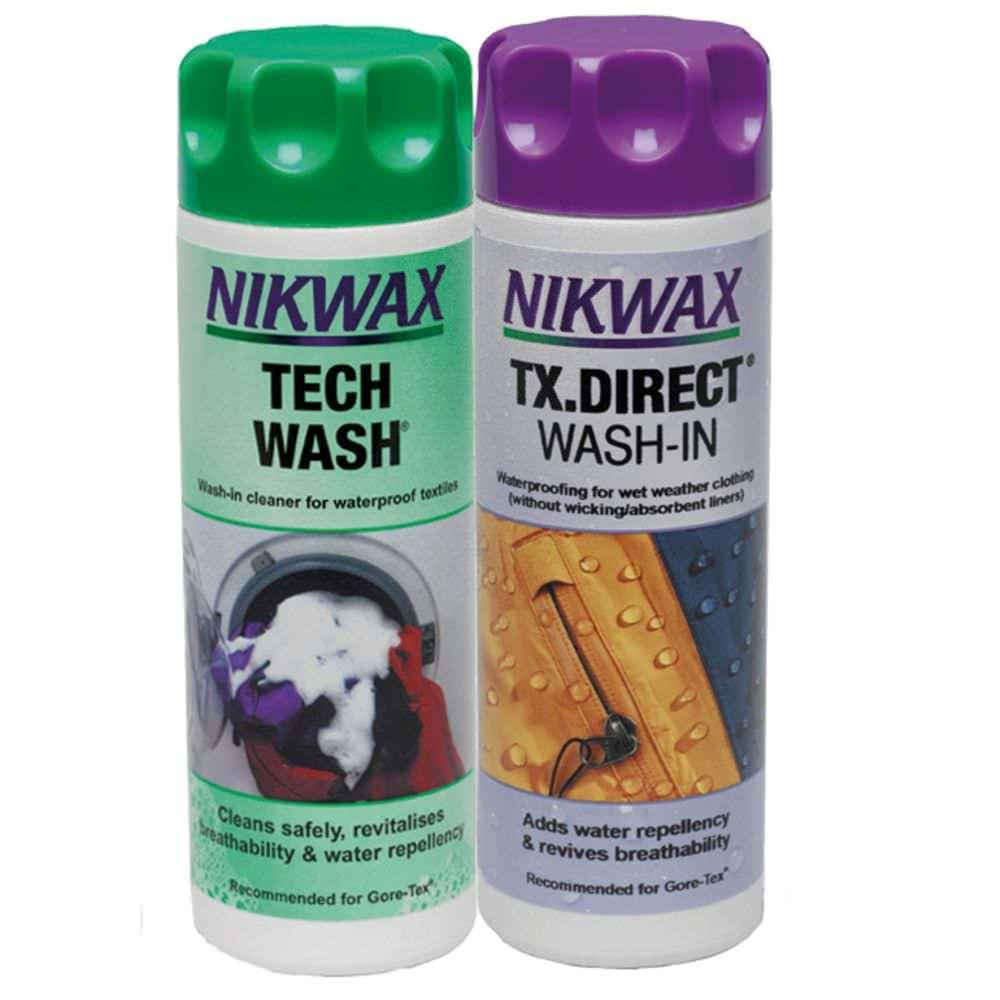 Nikwax Tech Wash & TX Direct -  je 300ml
