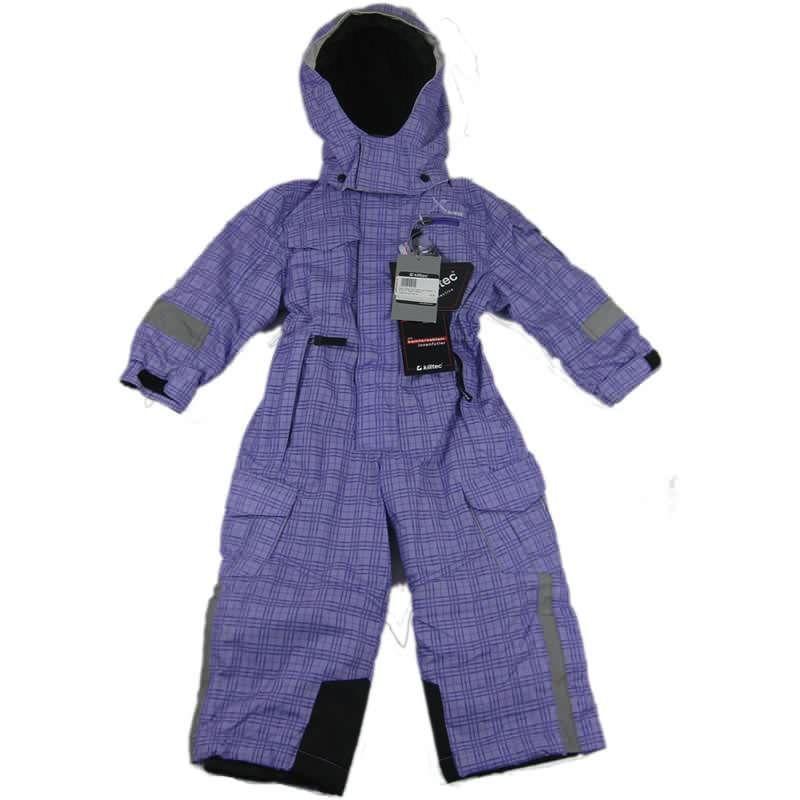 Killtec Kinder Ski-Overall Itsy Checker RESTPOSTEN