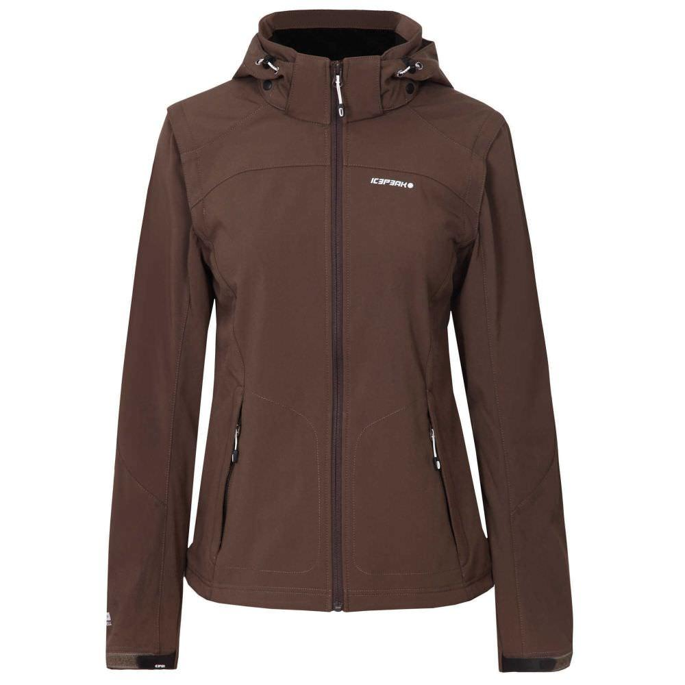 Icepeak Leonie EX-Treme Softshell - Zip Funktion