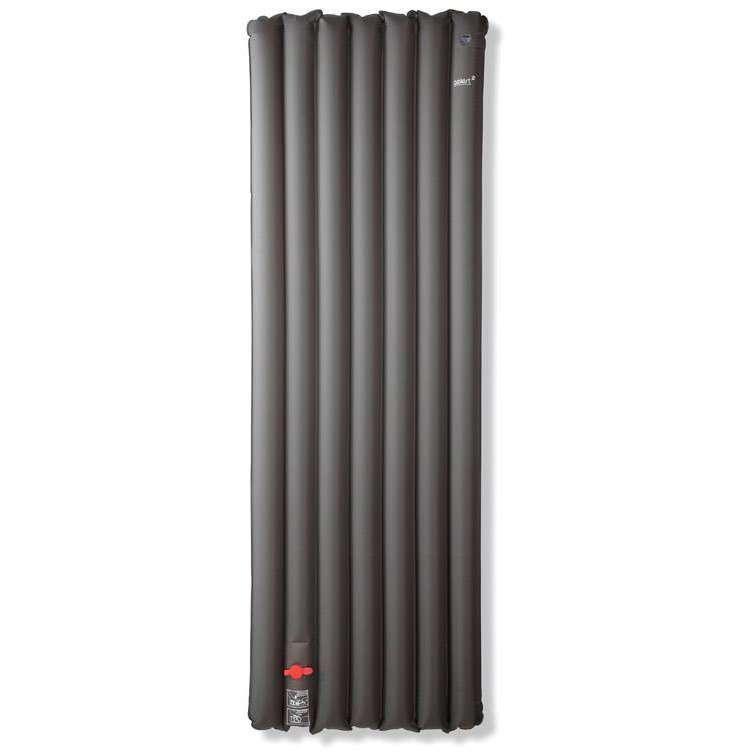 gelert xl reeded luftmatratze interne pumpe 190x65 cm. Black Bedroom Furniture Sets. Home Design Ideas