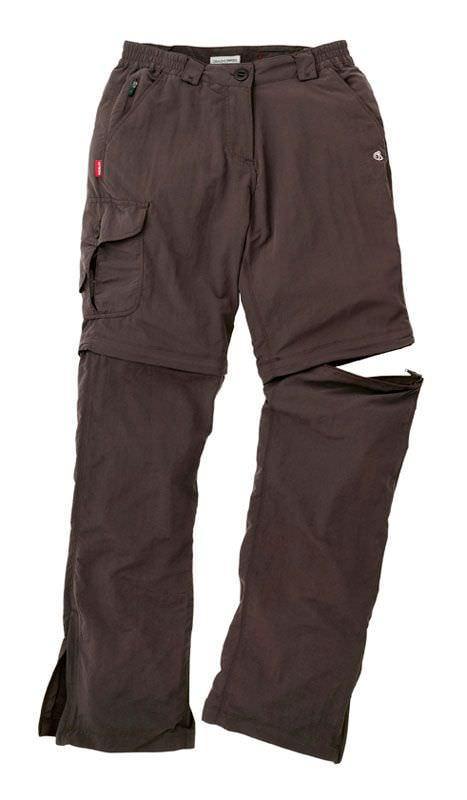 Craghoppers Nosilife Convertible Trousers Women  Langgröße