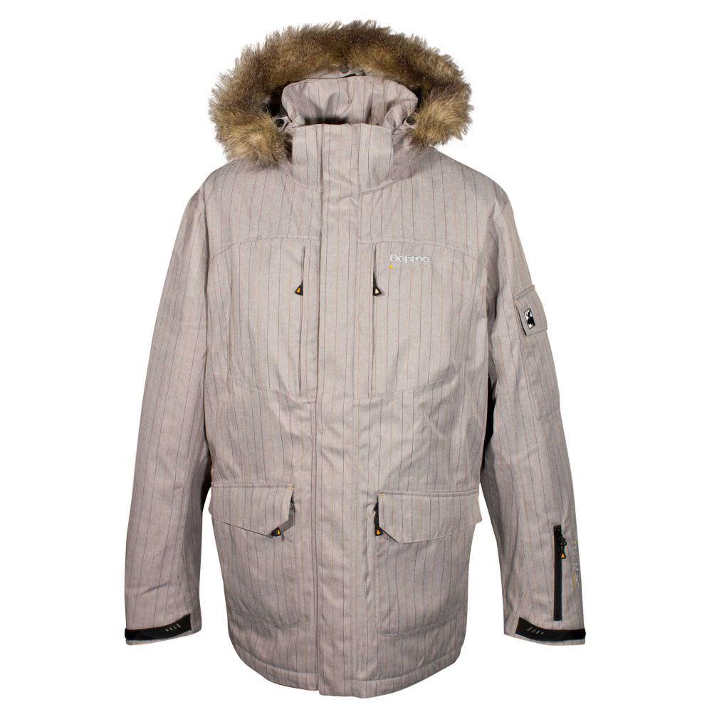 Deproc Cranbrook Skijacke/ Winterjacke/Parka für Herren