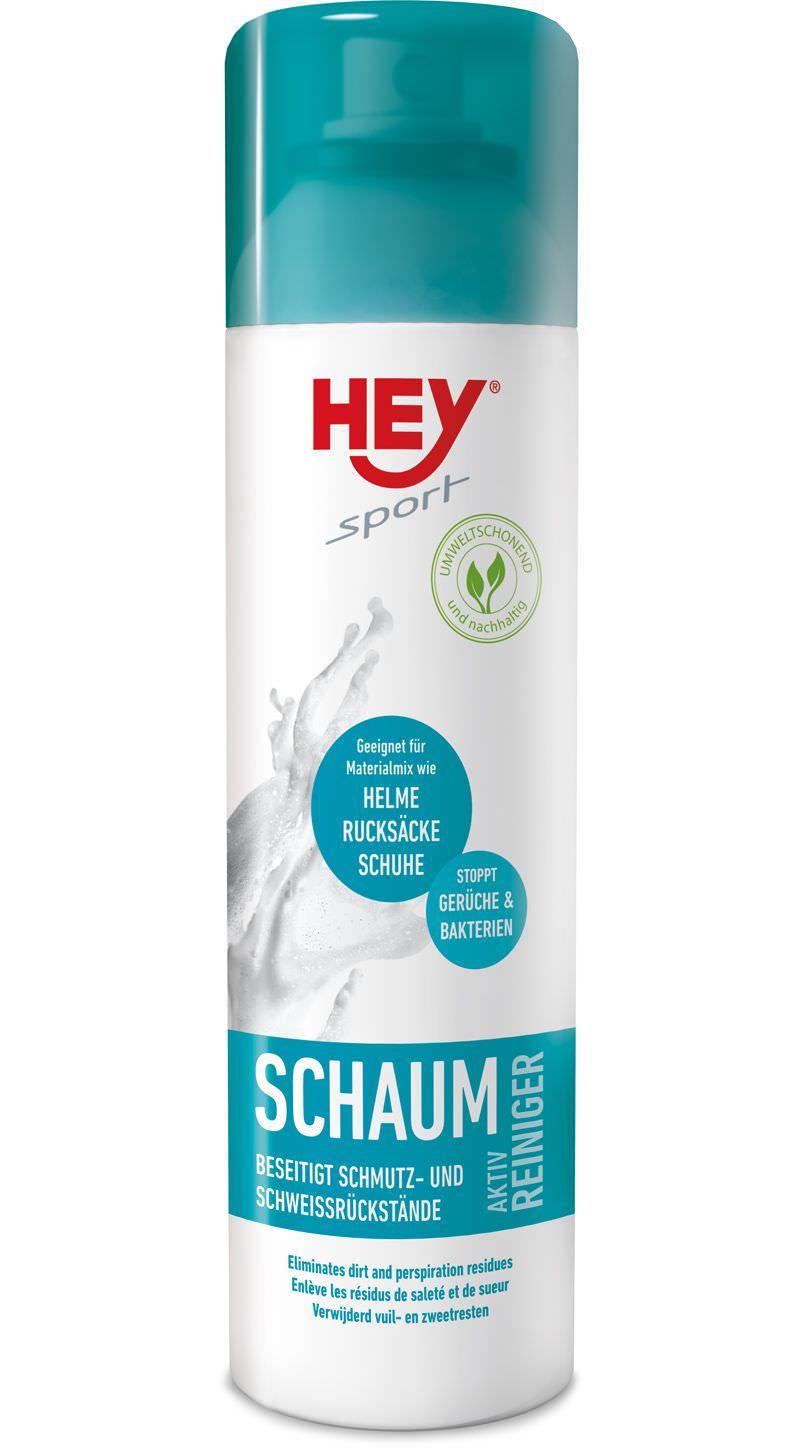 Hey Sport Schaum-Aktiv-Reiniger (f. Helme, Rucksäcke, Schuhe