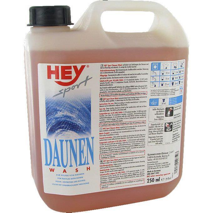 Hey Sport Daunen Wash - Kanister 2.5 Liter