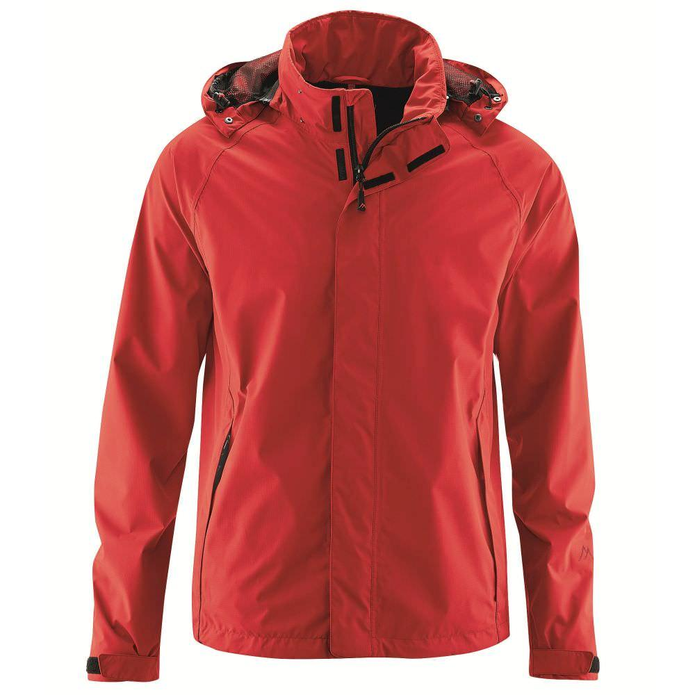 Maier Sports Borkum Herren Pack Away Funktionsjacke