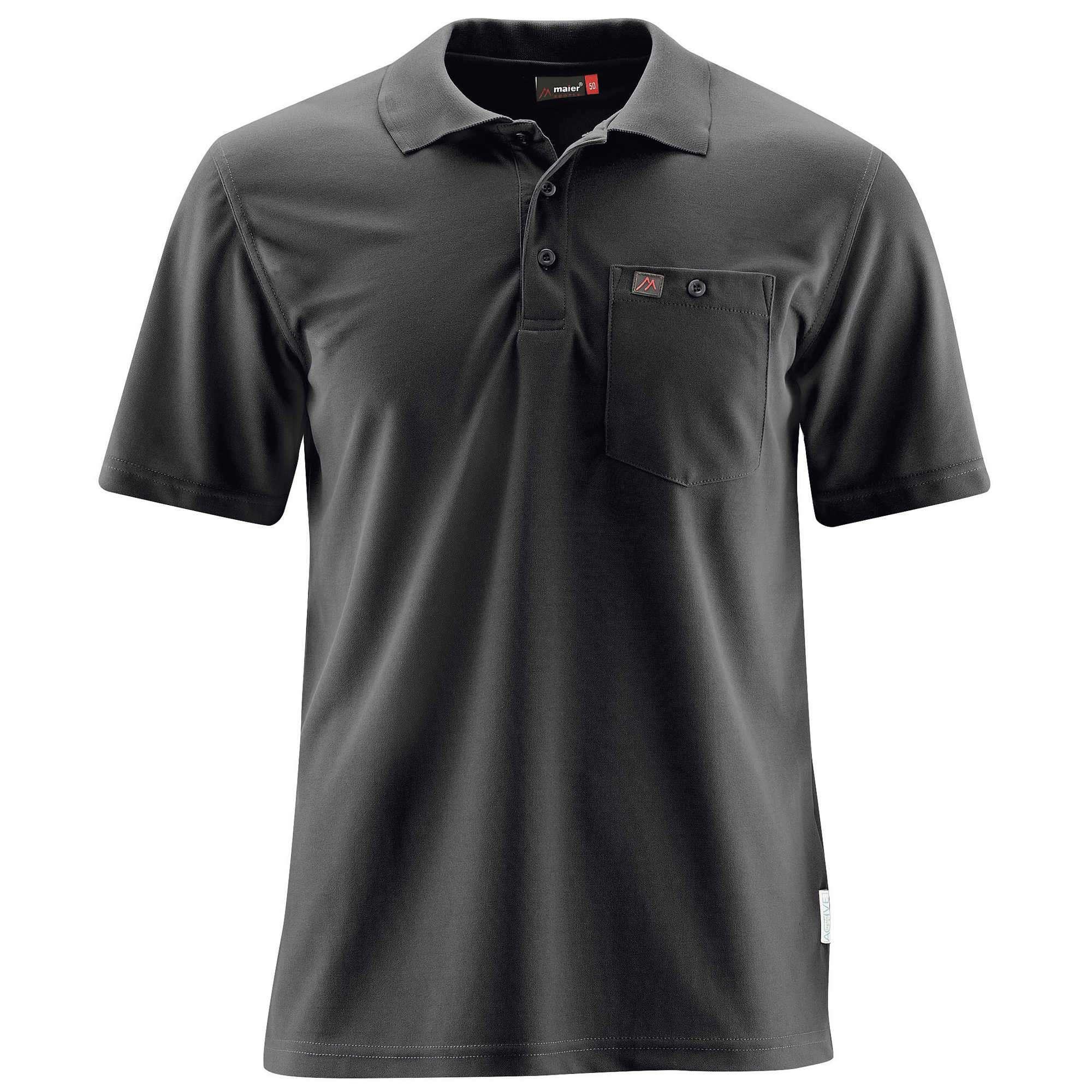 Maier Sports Kalatti - Herren Polo-Shirt Große Größe