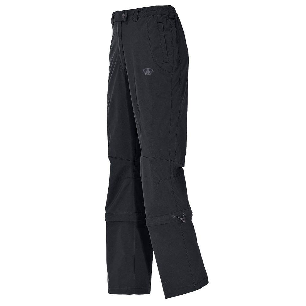 Maul Trail - Damen Zipp-Off Hose STRETCH